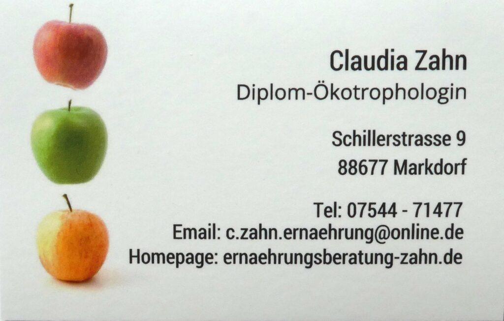 Claudia Zahn_Logo